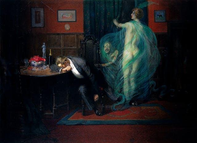 Syphilis, Richard Tennant Cooper, 1912.