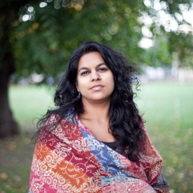 Photograph of Sharmila Chauhan