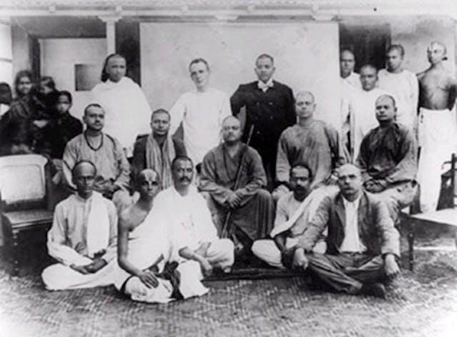 Vivekananda in Chennai 1897