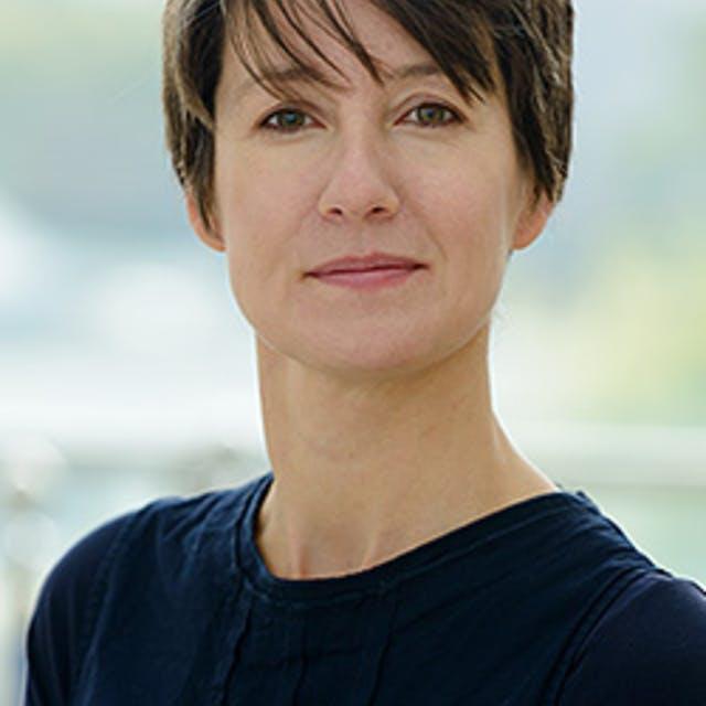 Photograph of Catherine Cox
