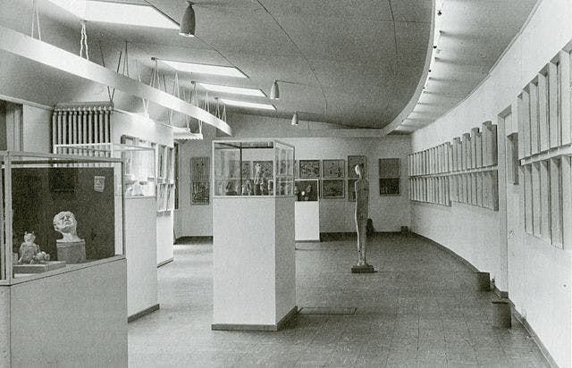 Adamson Collection Gallery at Netherne Hospital