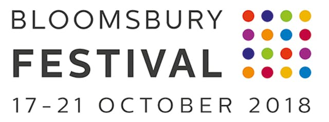 Logo for Bloomsbury Festival