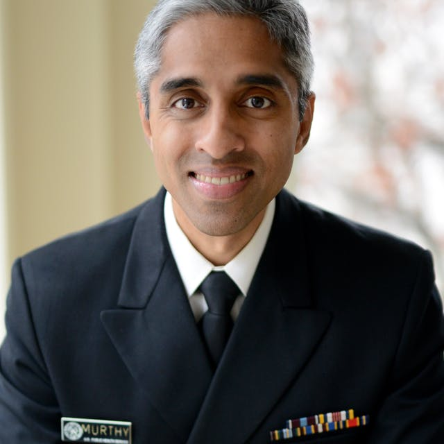Photograph of Vivek H Murthy