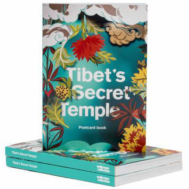 Book cover of Tibet