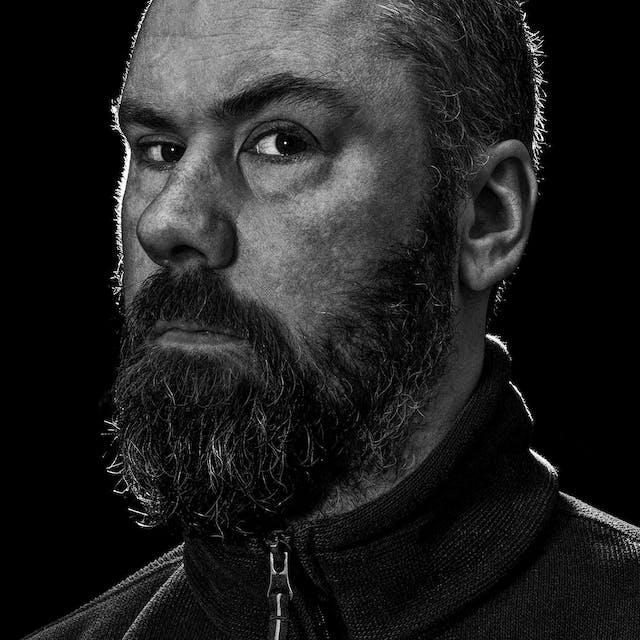 Photograph of Colin Potsig