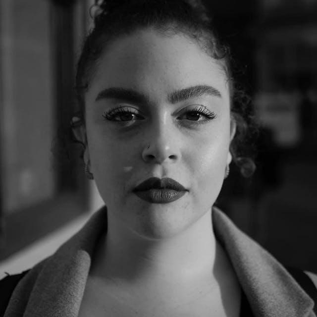 Photograph of Zuleika Lebow