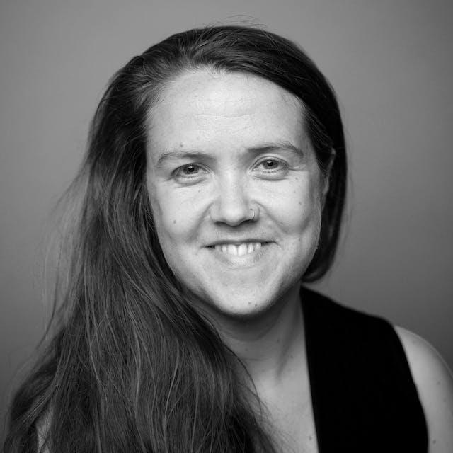 Photograph of Grace Gelder