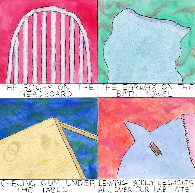 Legacies comic by Rob Bidder