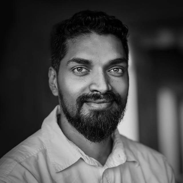 Photograph of Ranganath Krishnamani