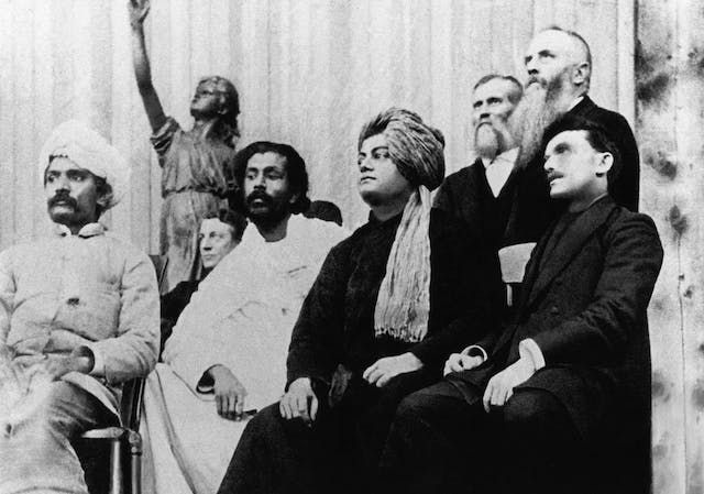 Vivekananda at the Parliament of Religions, Chicagor 1893