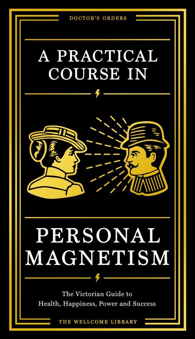 Book cover of A Practical Course in Personal Magnetism by