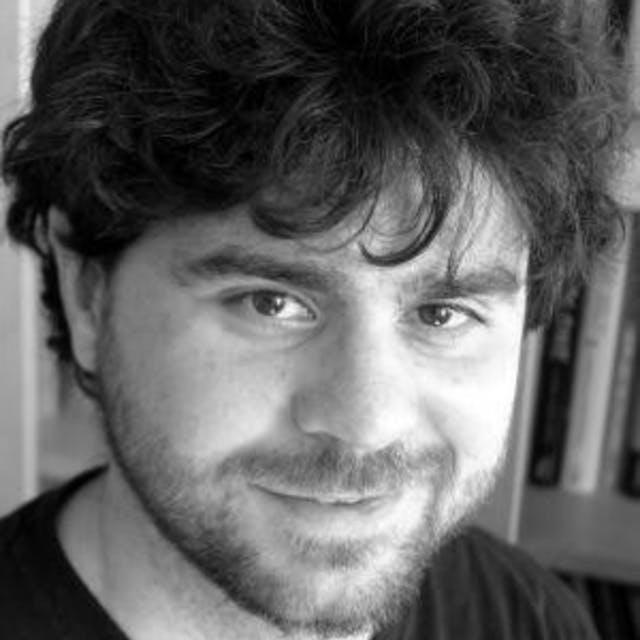 Photograph of Alberto Giubilini