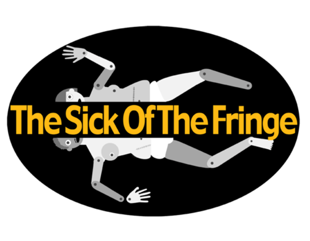 Logo for The Sick of the Fringe