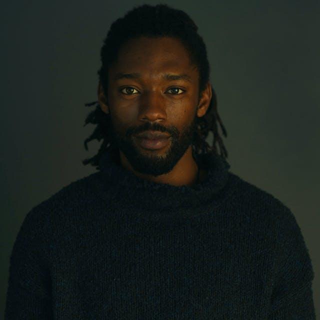 Photograph of Akeim Toussaint Buck
