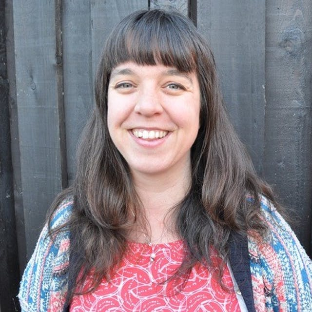 Photograph of Helen Atkinson