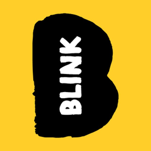 Logo for BLINK Dance Theatre