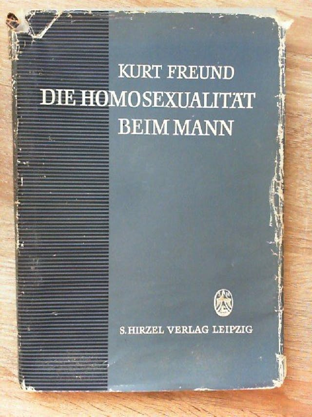 Blue book cover, reading