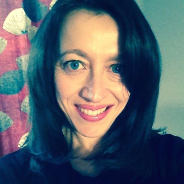 Photograph of Ruth Garde