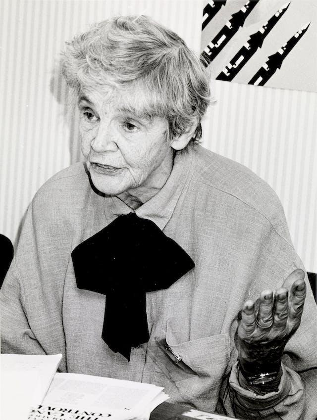Dr Alice Stewart