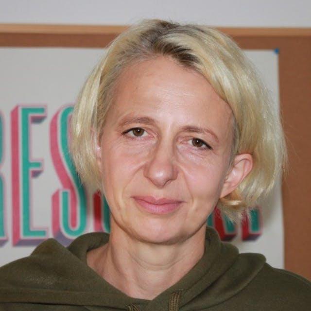 Photograph of Jenny Olivier
