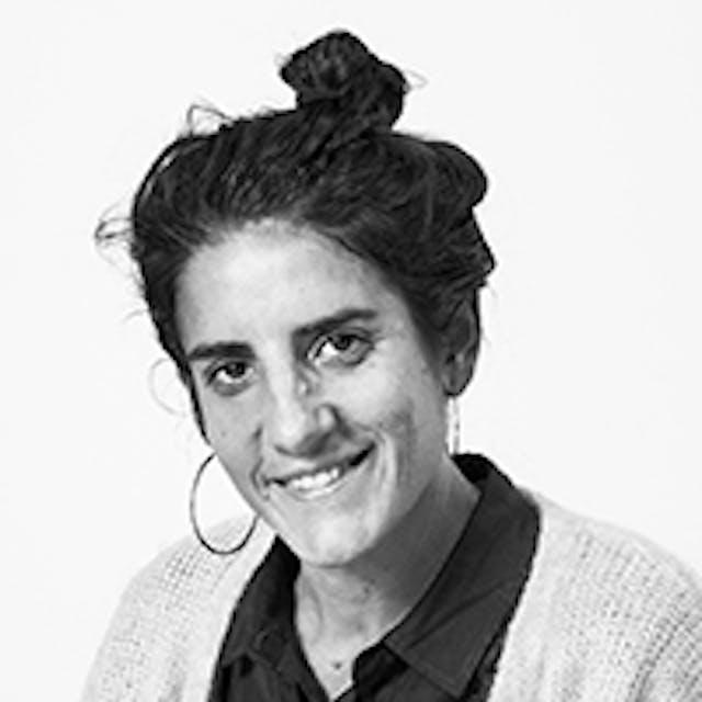 Photograph of Dr Sigrid Vertommen