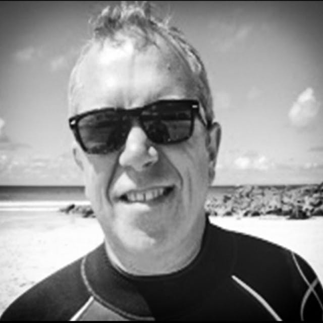 Photograph of Simon Paulson