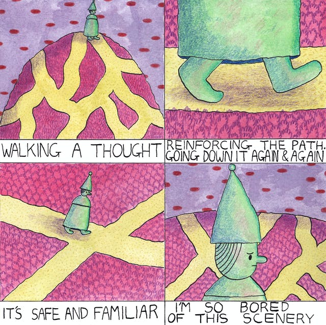 Thought comic by Rob Bidder