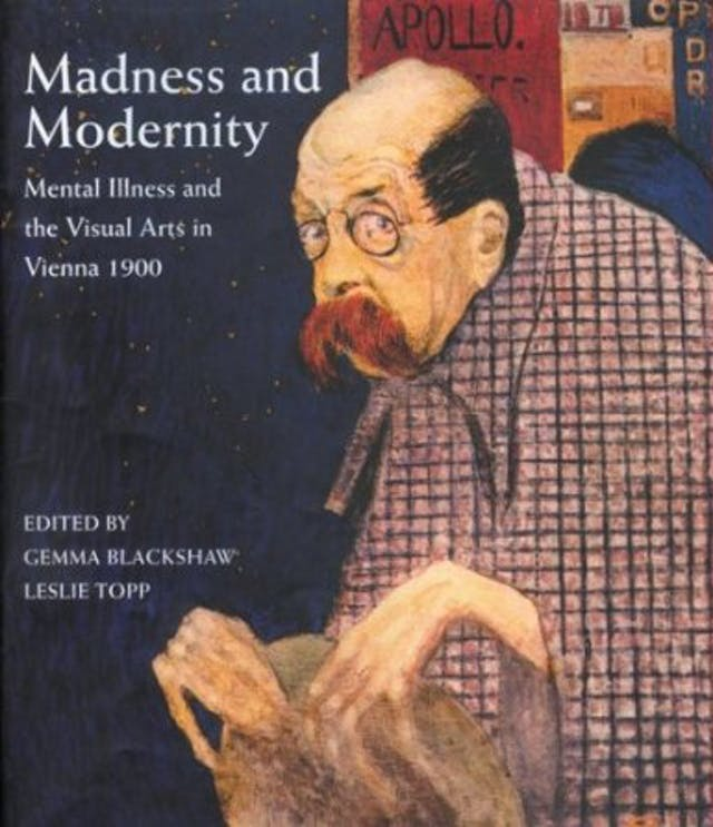 Book cover of Madness and Modernity by Edited by Gemma Blackshaw and Leslie Topp