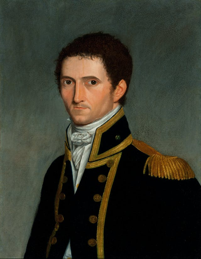 Painting of Captain Matthew Flinders