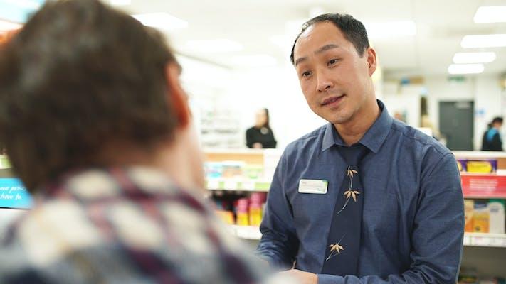 Phu, a Well Pharmacist