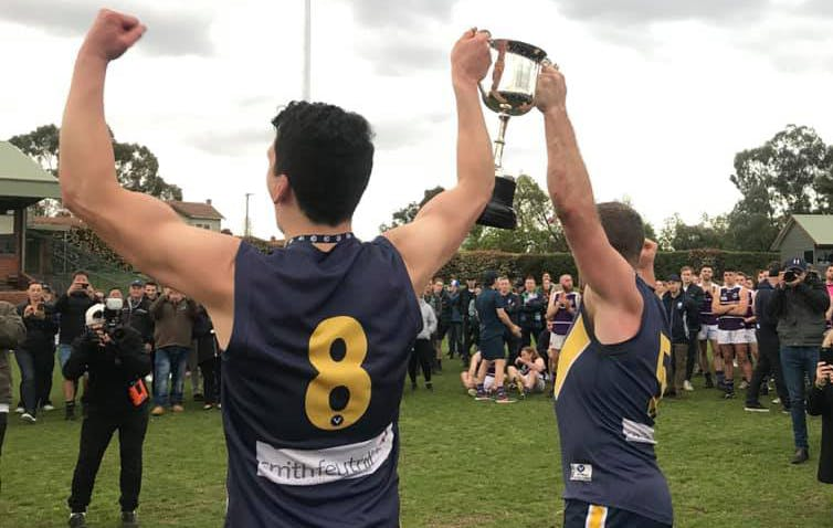 Whitefriars complete season as undefeated champion team