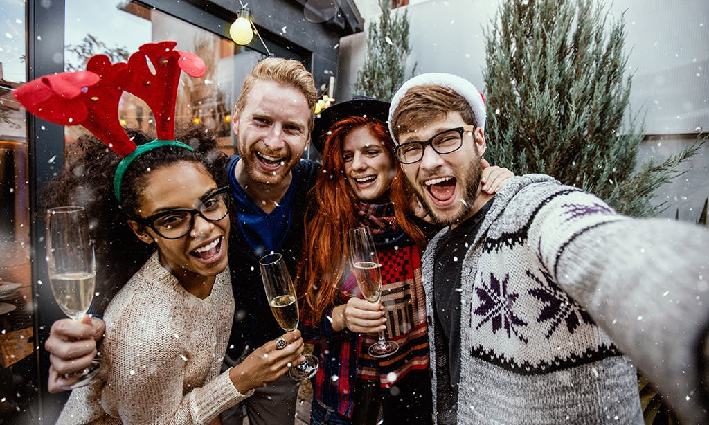 survive your office Christmas party