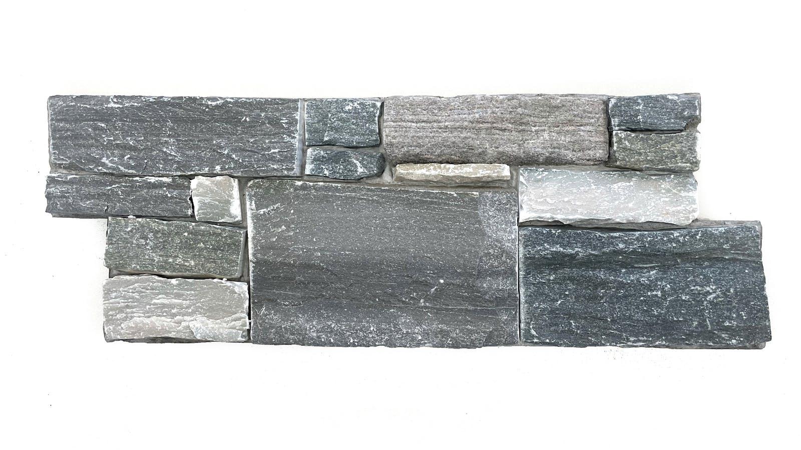 Alpine Blend - real stone panel