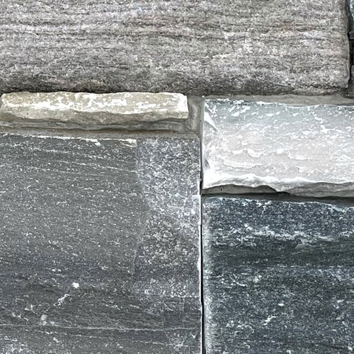 Alpine Blend - real stone panel