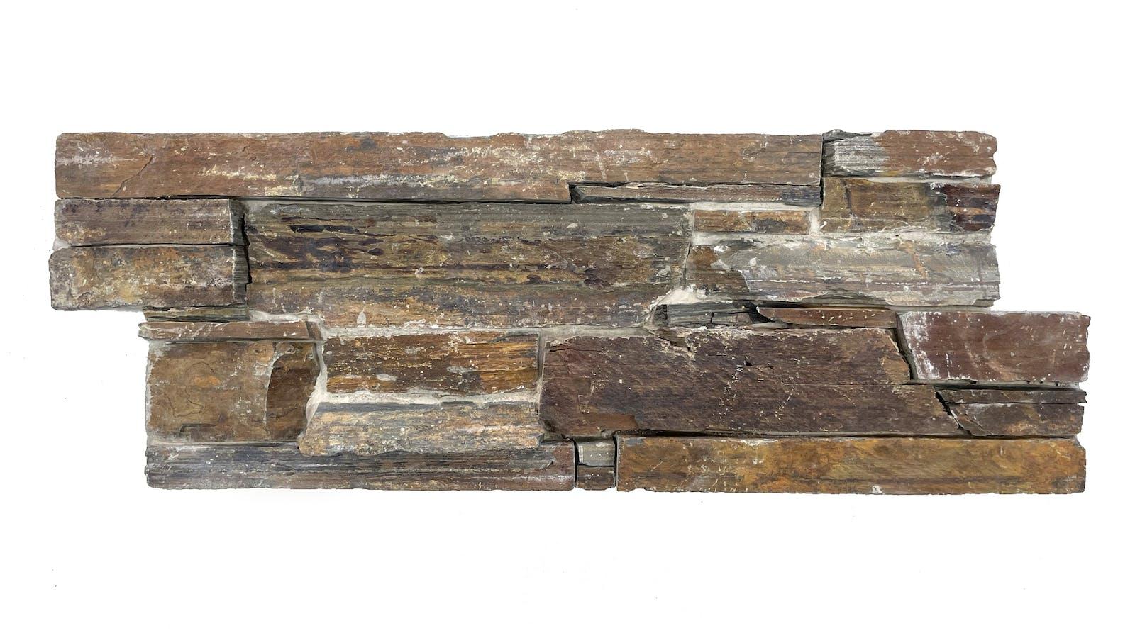 Devon Slate - real stone panel