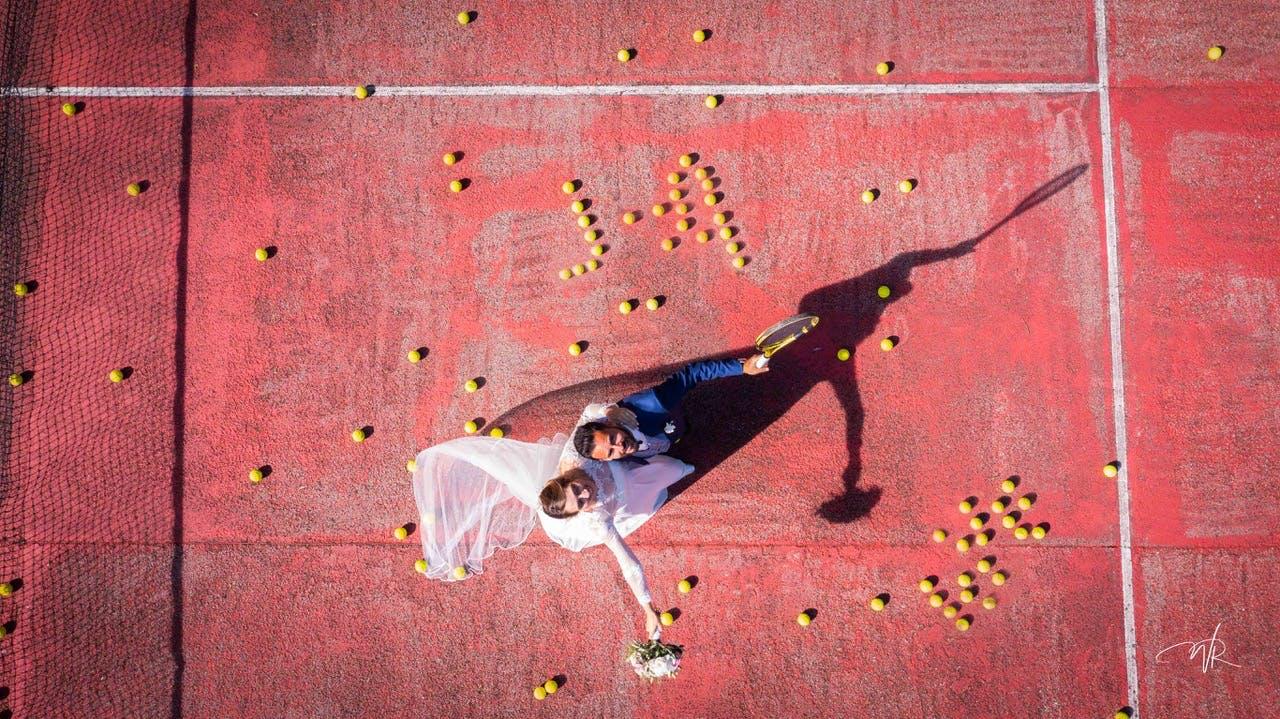 Mariage Tennis 2