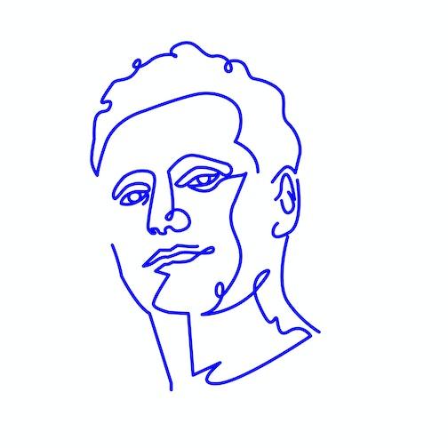 Portrait of Henk Willems
