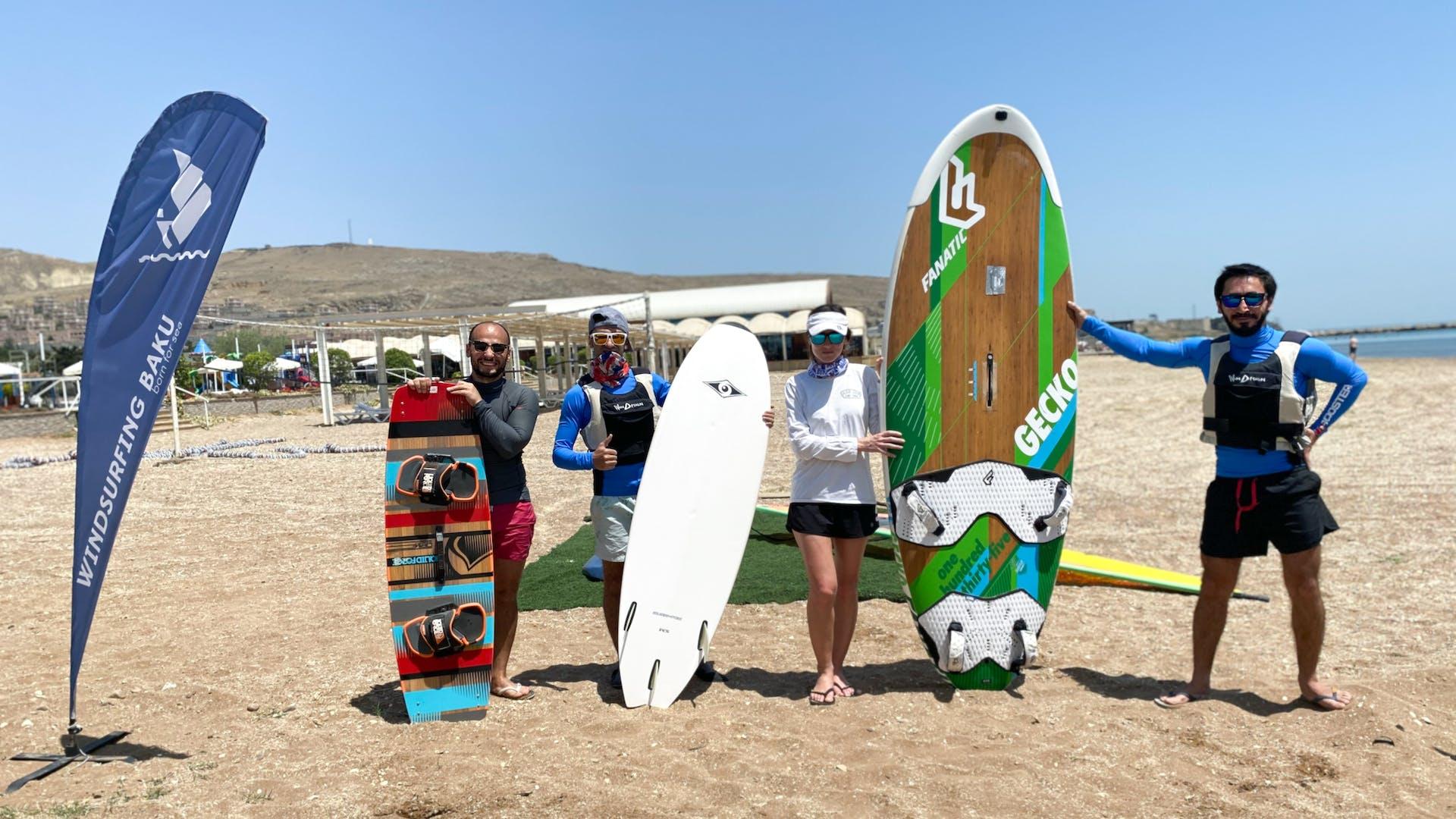 Windsurfing Baku Team