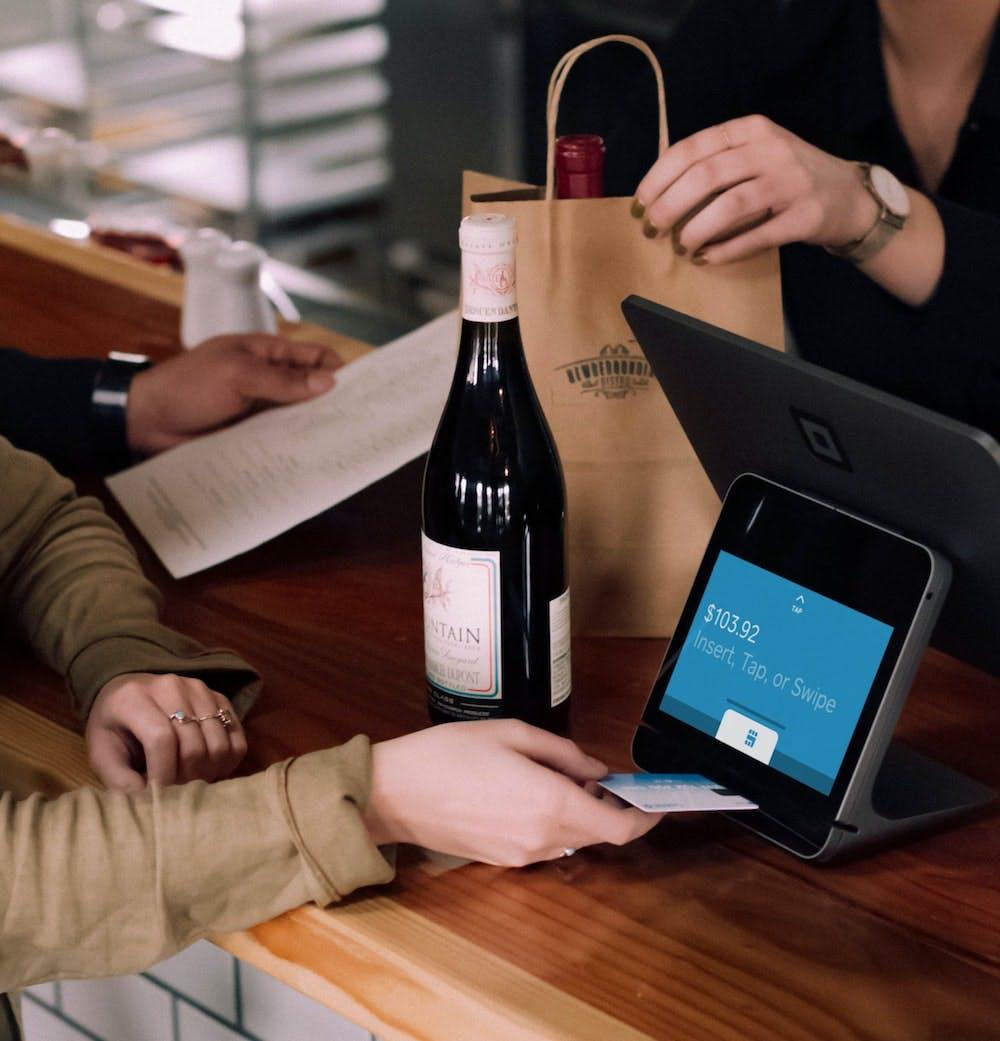 Les différents moyens de paiement disponible sur une caisse enregistreuse