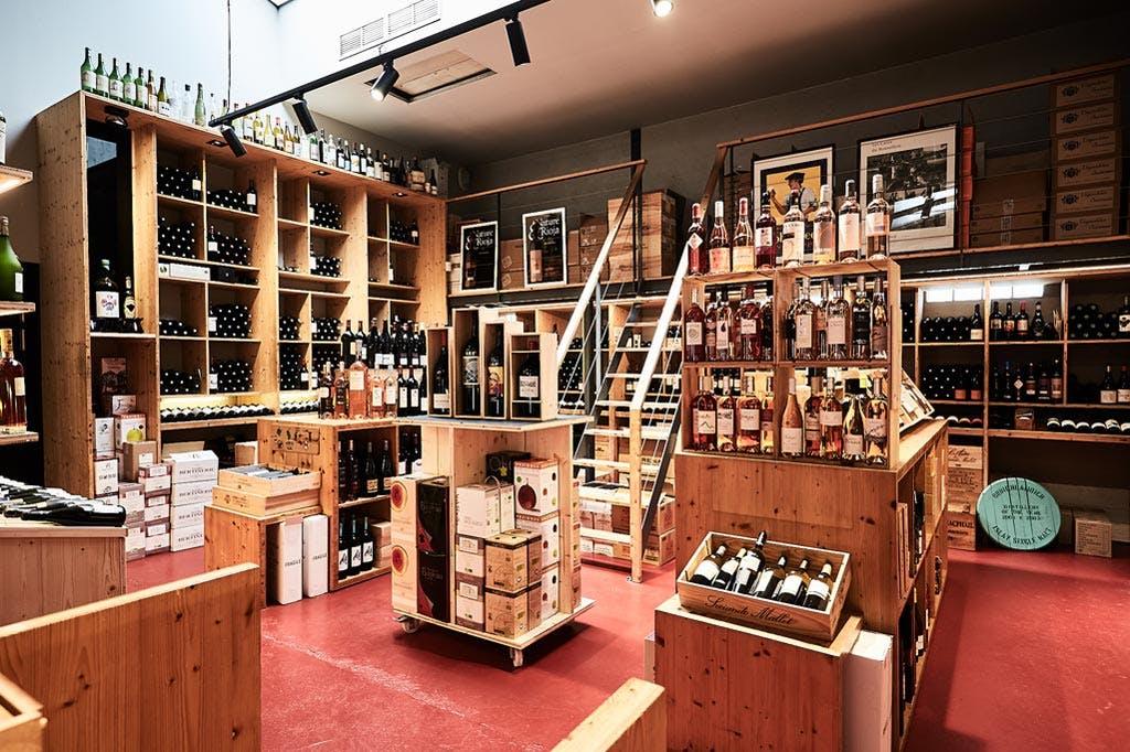 La boutique le cellier des docks utilise la caisse enregistreuse connectée Wino pour piloter ses différentes activités
