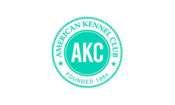 The American Kennel Club (AKC) logo