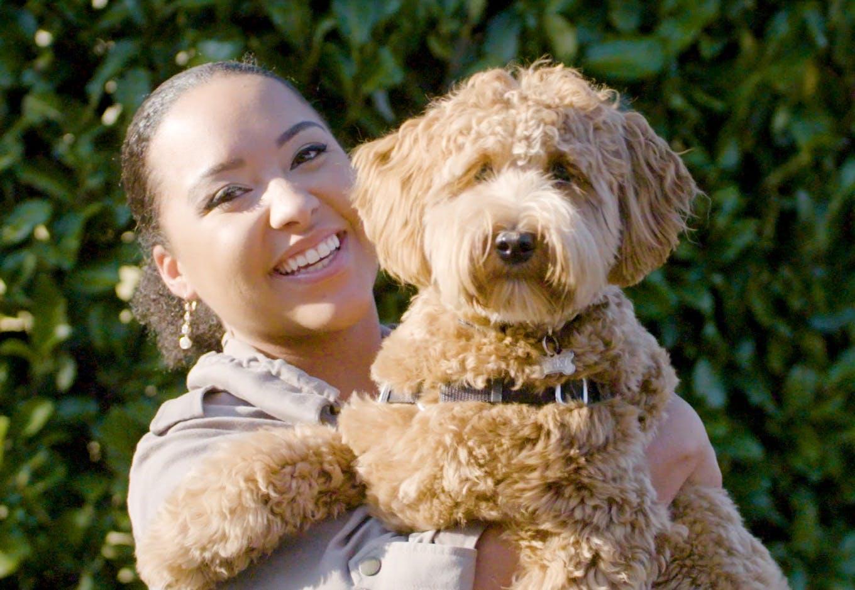 Kyra and Posey