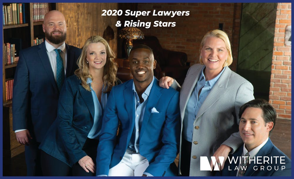 Witherite Law Group Attorneys Named Texas Super Lawyers, Rising Stars