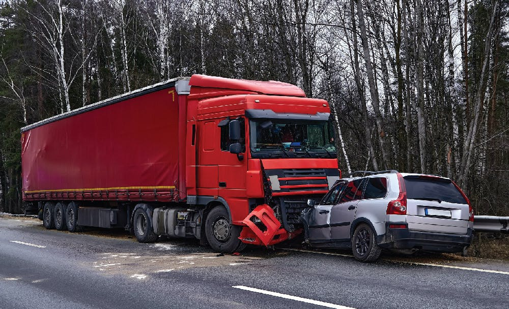 The Top Three Facts to Document in a Car or Truck Wreck