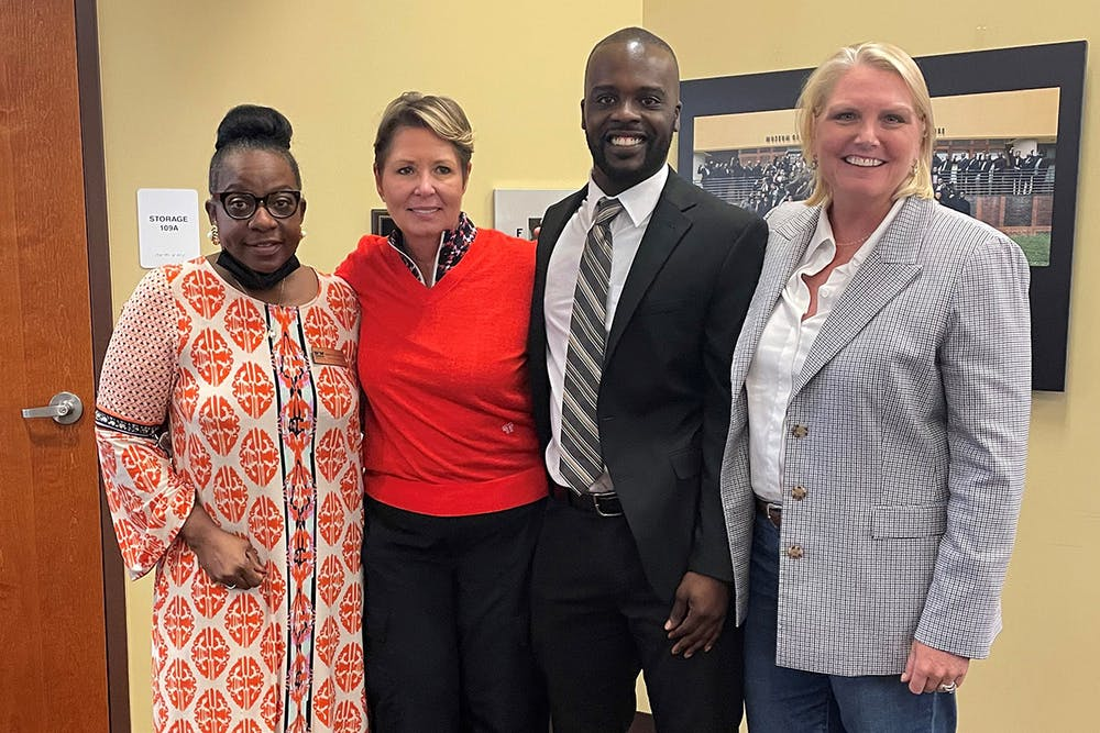 Witherite Law Group Gives $36,000 To Fund the Tubman Museum After-School Children's Program