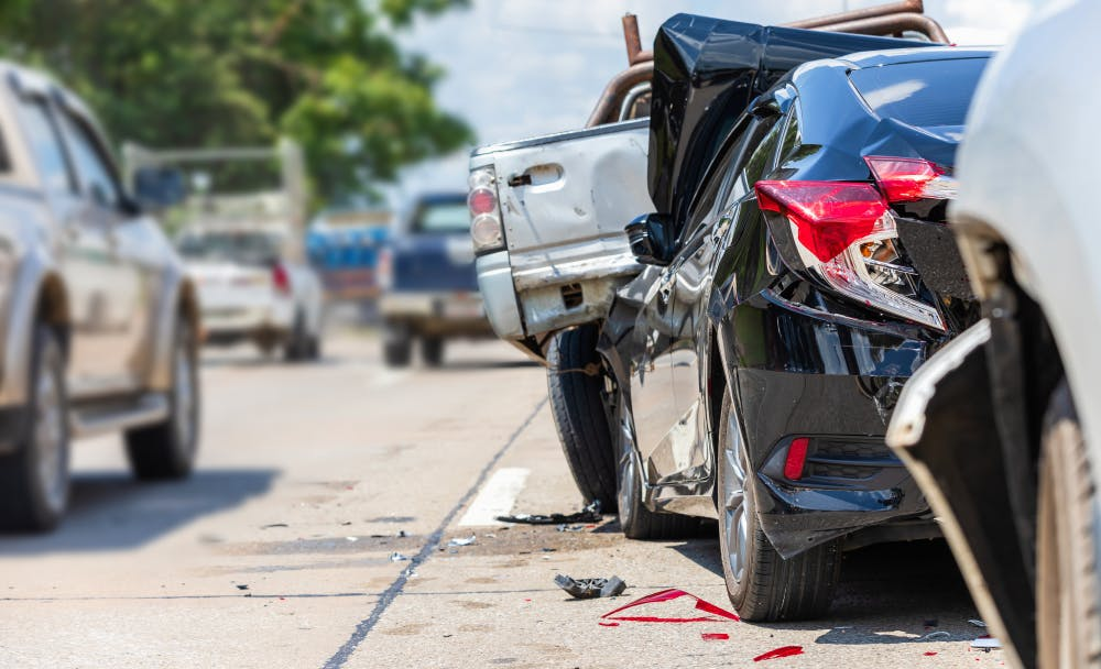 How is Fault Determined in a Truck Wreck?