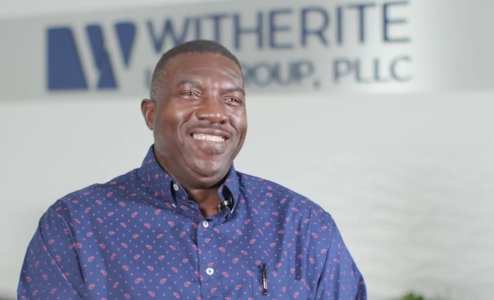 Tim, a Truck Driver Himself, Called the Lawyers at Witherite Law Group.