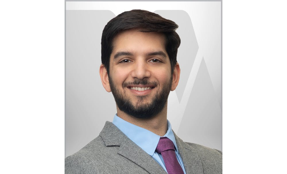 Accident Attorney, Jib Zaidi, Named Top 40 Under 40 by the American Institute of Trial Lawyers