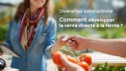 Diversifiez votre activité.  Comment développer la vente directe à la ferme