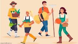 L'économie collaborative agricole : changer notre façon de produire